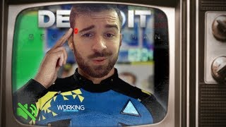 В ЭФИРЕ АНДРОИД - Detroit: Become Human #6