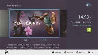 Zen BOUND 2:  trailer SWITCH