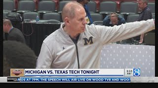 Chemistry key for Sweet 16 Wolverines