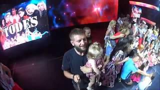 ALVA DONNA EXCLUSIVE HOTEL & SPA 5 звезд/Выступление танцевального коллектива ТОДЕС/Todes