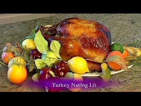 Turkey Nướng Lò - Xuân Hồng