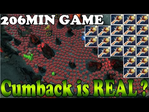 Dota 2 - Cumback with MegaCreeps and 20 Rapiers vs a FUCKING MINEFIELD By Techies IS REAL ? - #66