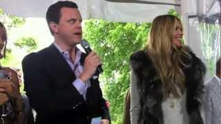 Hollywood on the Potomac: The 2012 Haddad Garden Brunch