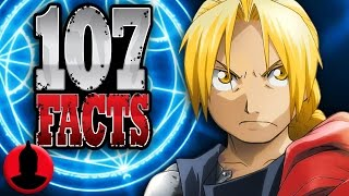 107 Fullmetal Alchemist Facts YOU Should Know - (ToonedUp #126) | ChannelFrederator