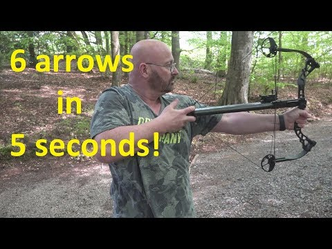 """The """"Machine Bow"""" is a reality!"""