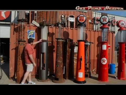Visible Gas Pumps
