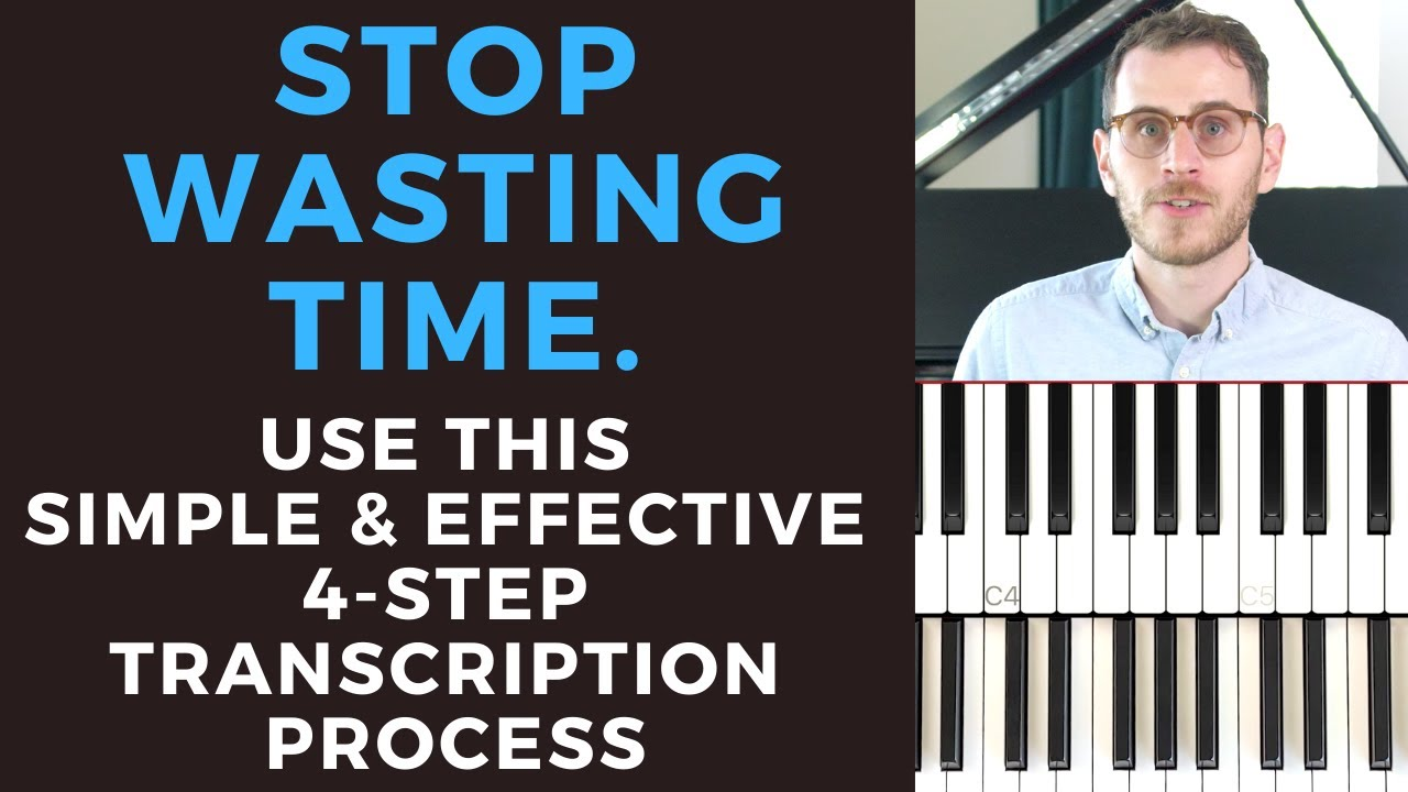 How to Transcribe Licks Effectively