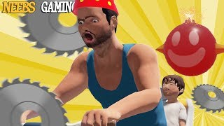 Guts and Glory: Happy Wheels 3D!