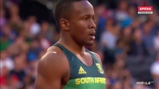 100m SEMI-FINAL - HEAT 1 - WORLD CHAMPIONSHIPS LONDON 2017