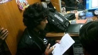 Bhojapuri Singer Radheshyam Rasiya Live Uncut Scene