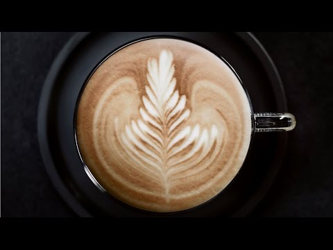 How to make a latte with nespresso vertuoplus