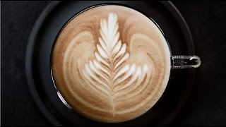 How to do Latte Art - Made by Nespresso Creatista