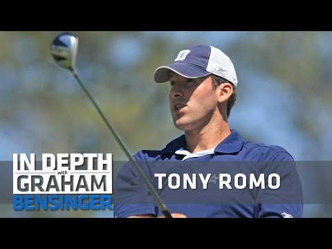 Tony Romo on qualifying for golf's U.S. Open
