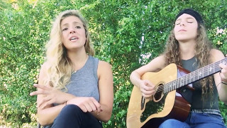 I Could Use A Love Song - Maren Morris Cover by Andrea Lopez & Ashley Levin