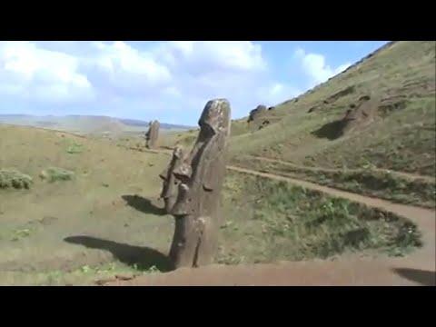 复活节岛-智利-復活島石像