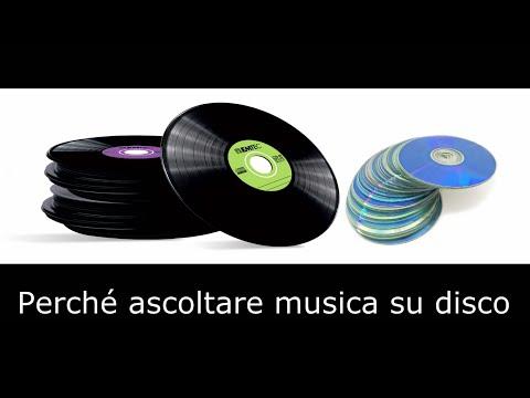 Il VERO perché ascoltare musica su disco