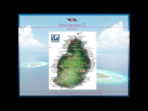 Travel Experience T.O. in Mauritius