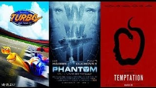 Trailer Thursdays: Turbo, Phantom, Temptation: Confessions of a Marriage Counselor