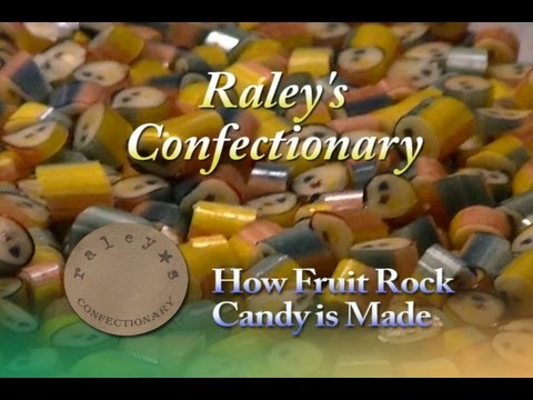 How to Make Rock Art Candy