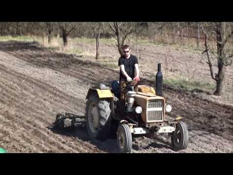 Ciągnik w polu zakopałem - Miłość w Zakopanem - parodia