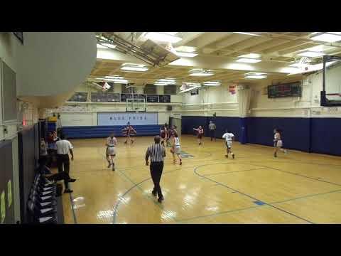Brooklyn Friends School Girls Varsity Basketball V Rudolf Steiner school 20519