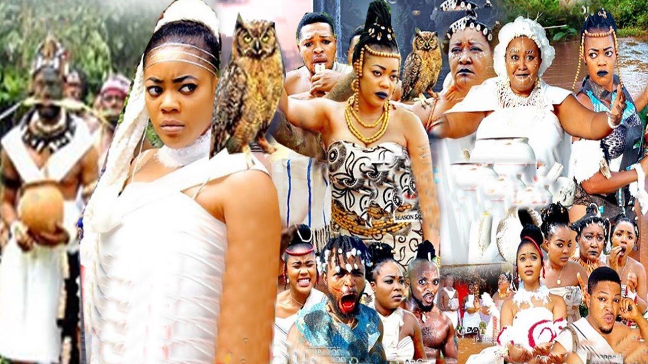 Download THE WATER GIRL SEASON -2- HIT MOVIE NOW (LATEST NIGERIA MOVIE