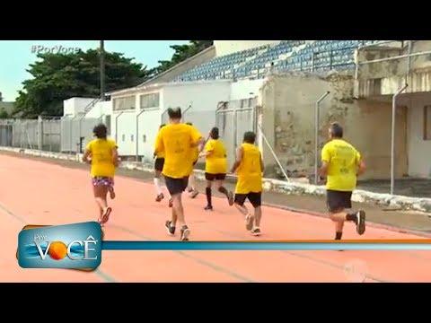 Por Você - Atividade Física: Benefícios da corrida 24/02/18