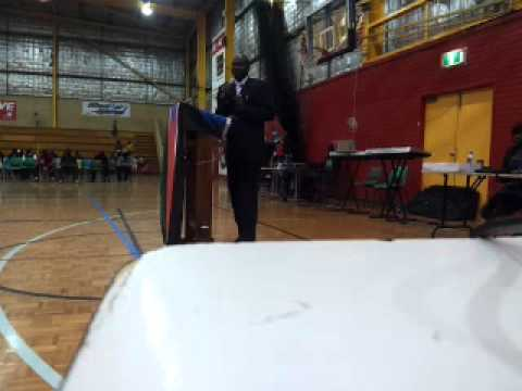 South Sudan Independence Perth-WA 2012.
