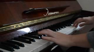 Стальной алхимик 2 сезон 1 опенинг на фортепиано
