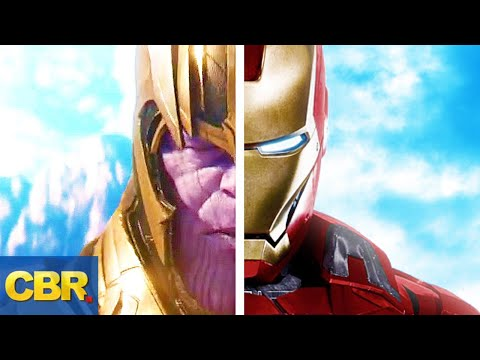 10 Things Marvel's Iron Man Has In Common With Thanos