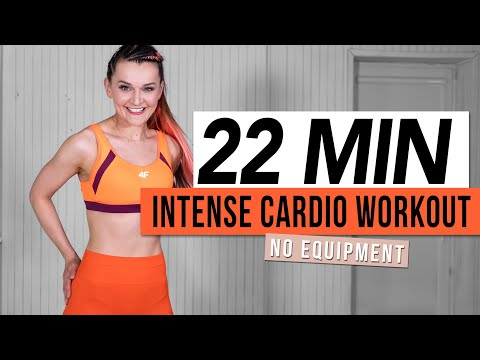 22-Minute Tabata Workout for novices