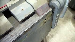 Metal Fabrication Rear Floor Riser Willys CJ3B Welder Jeep