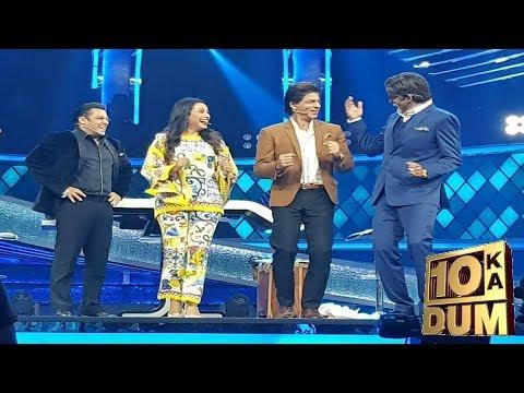 Salman Khan With Shah Rukh Khan   Dus Ka Dum   Full Episode   Part - 1