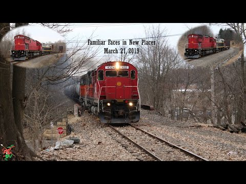 Familiar Faces in New Places: WNYP 03/21/2019 Mp3