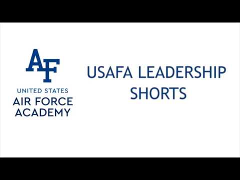 Leadership Shorts-Retired General Janet Wolfenbarger