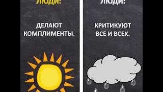 Как отличить Счастливых от несчастных
