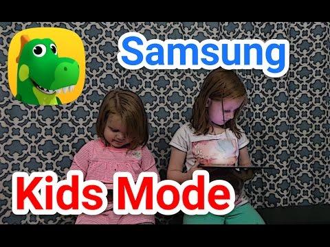 Samsung Kids Mode   Tech Family Time #6