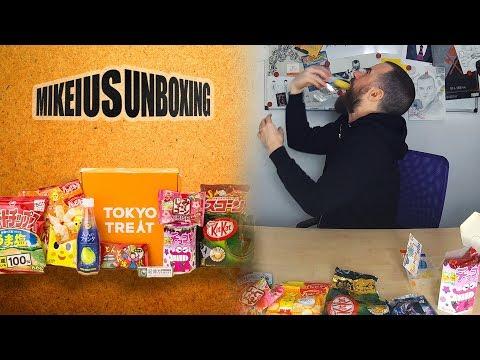 Tokyo Treat (December 2017) - Mikeius Unboxing