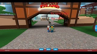 roblox the rides are scary at bunny island