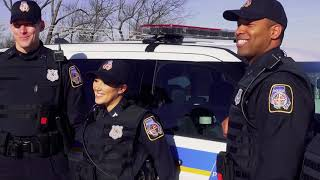 Baltimore County Police | New Uniform & Vehicle Press Conference