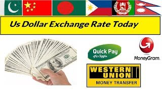 Uas Dollar Exchange Rate Today/ Us Dollar  Exchange Rate all countery