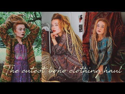 The Cutest Boho Clothing Haul - AllAboutAudrey