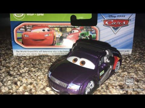 Disney Pixar Cars WGP Otto Bonn Diecast