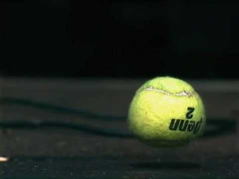 Tennis Ball Bounce Youtube