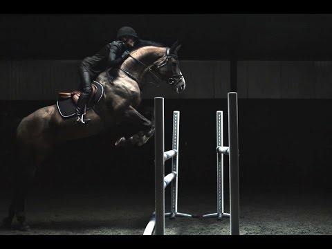 Sports Studio: Horse Jumping with Malin Baryard - H&M Life