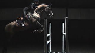 Sports Studio: Horse Jumping with Malin Baryard - H&M Life