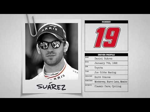 Driver Dossier – Daniel Suarez