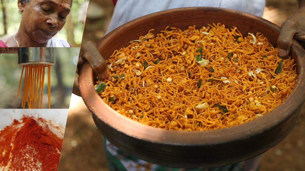 മിച്ചർ കഴിക്കാൻ തോന്നുമ്പോ ഇനി വീട്ടിൽ ഉണ്ടാക്കിയാലോ  | Kerala Style Mixture Recipe - Tea Snack