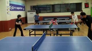 Cheonan City, South Korea Table Tennis Club