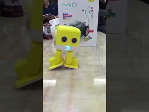 Super cool Dancing mini robot, HOT!